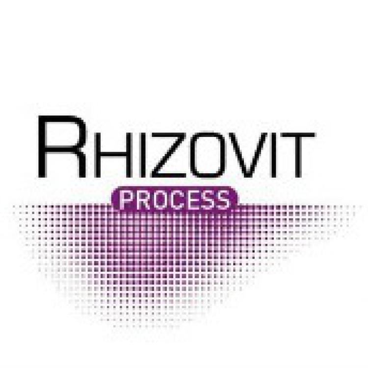Rhizovit Process. Triple efecto activador