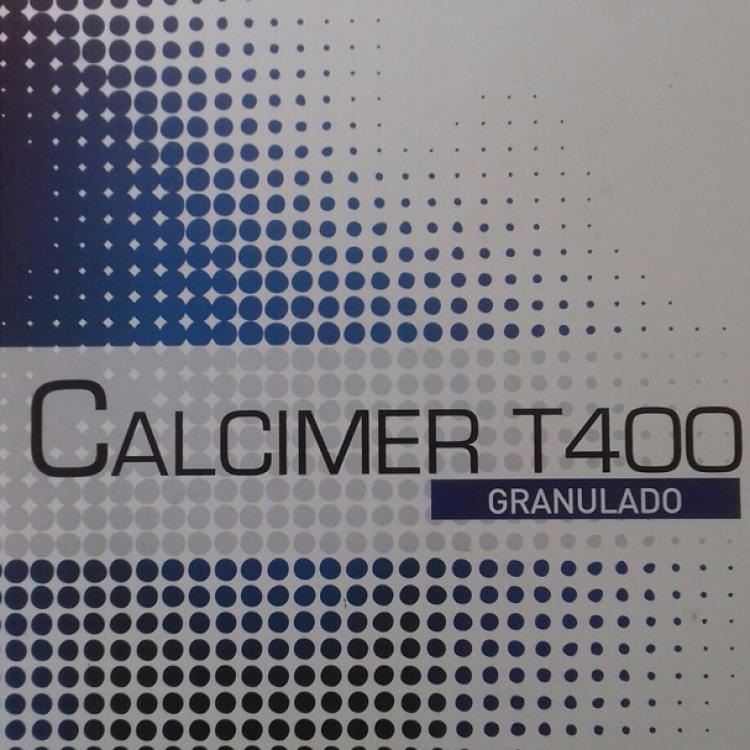 Calcimer T400. Enmienda natural de origen marino